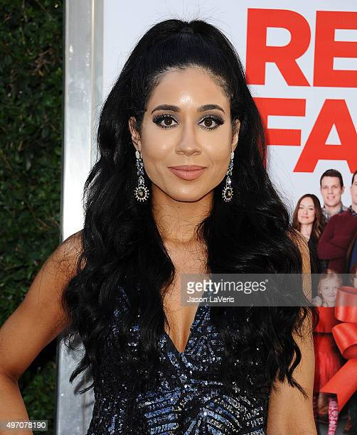 Lexi Noel attends the premiere of Love The Coopers at Park Plaza on November 12 2015 in Los Angeles California