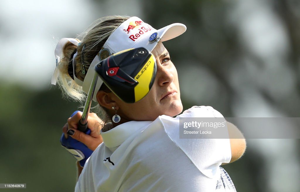 U.S. Women's Open - Round One : News Photo