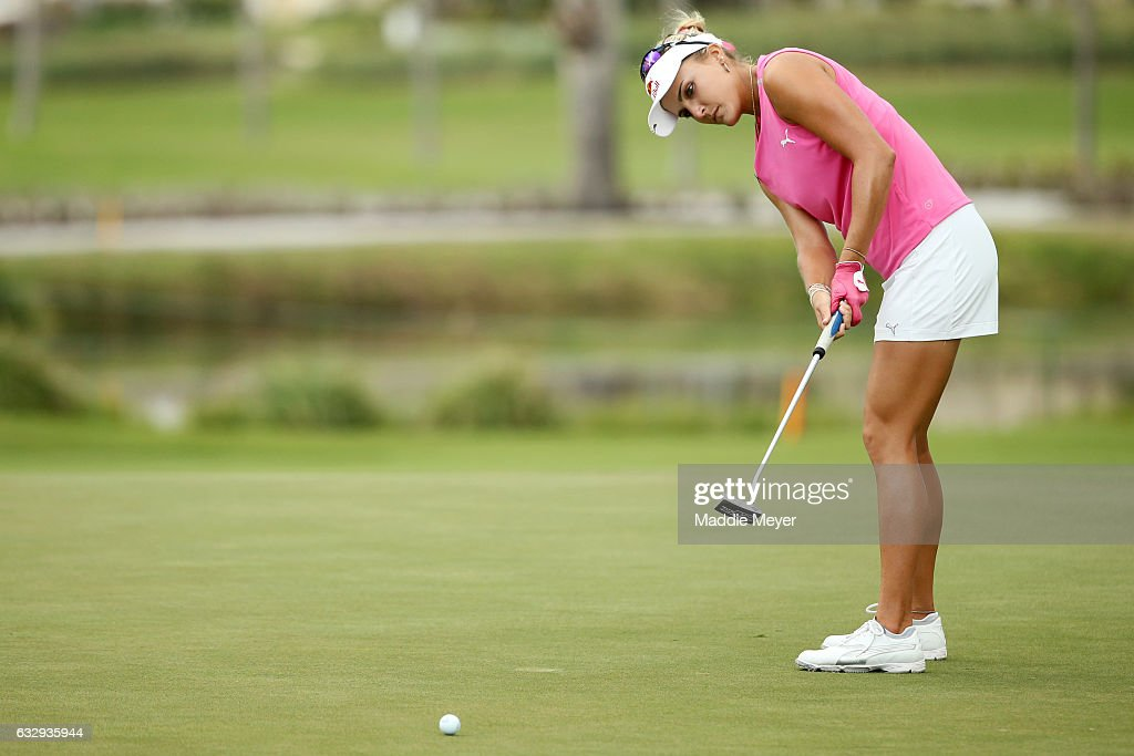 Pure Silk Bahamas LPGA Classic - Round Three : News Photo