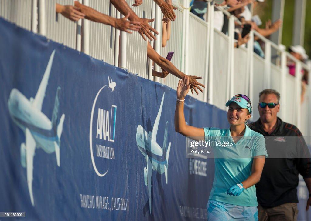 ANA Inspiration - Final Round : News Photo