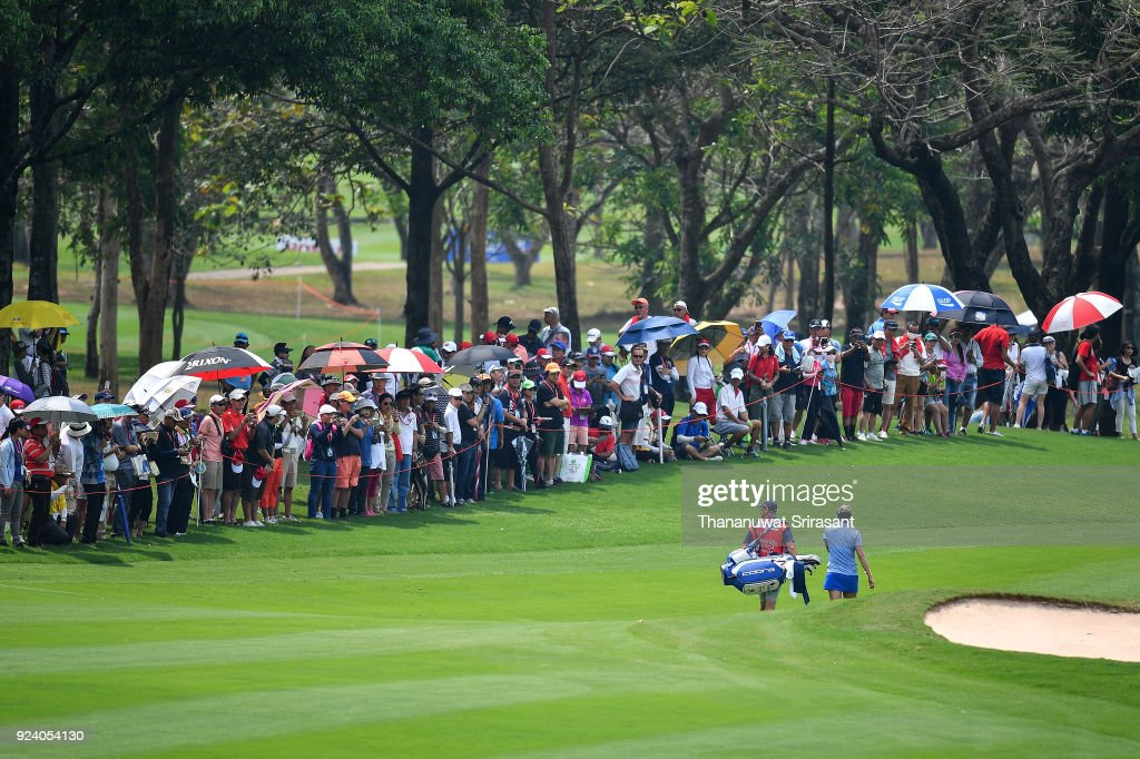 Honda LPGA Thailand: Day 4 : News Photo