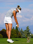 evianlesbains france lexi thompson usa plays
