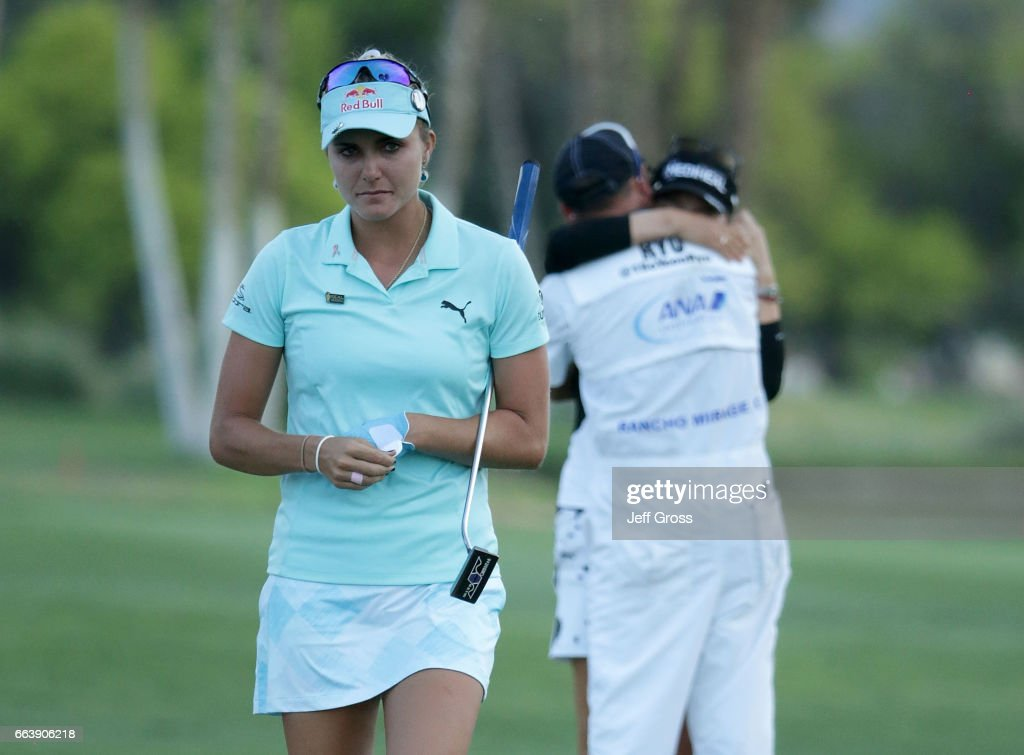 ANA Inspiration - Final Round : News Photo