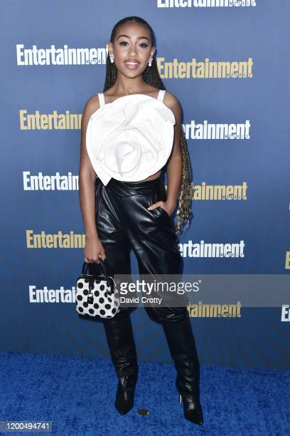 Lexi Underwood attends the Entertainment Weekly Honors Screen Actors Guild Awards Nominees Presented In Partnership With SAG Awards at Chateau...