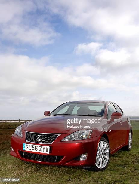 Lexus IS 250. Artist: Unknown.