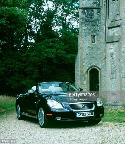 Lexus SC430 4.3L.