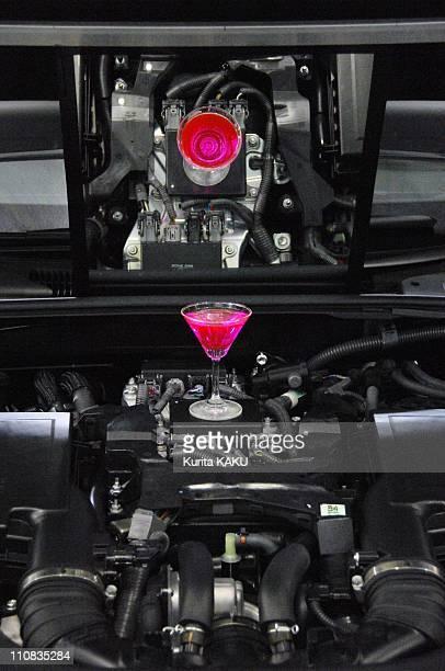 Lexus Shows World'S First 'Clean' Engine Plant In Tahara Japan On June 28 2007 Aichi Prefecture Lexus shows world's first 'clean' engine plant Engine...