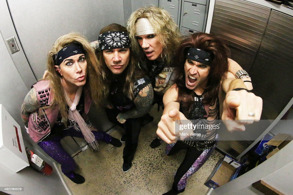 Steel Panther In Concert - Sayreville, NJ