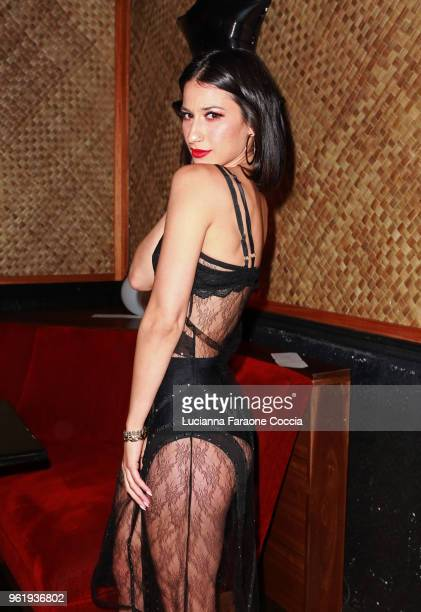 Lexy Panterra attends her Single Release Party at Blind Dragon on May 23 2018 in West Hollywood California