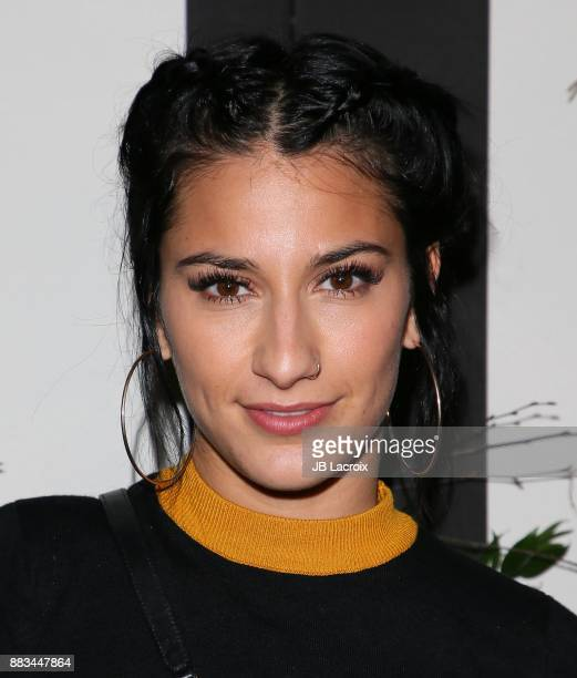 Lexy Panterra attends the LAND of distraction Launch Event at Chateau Marmont on November 30 2017 in Los Angeles California