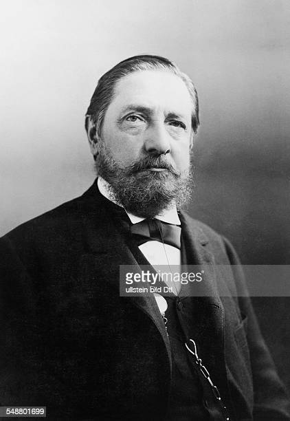 Leyden Ernst von Physician germany *20041832 1900 Photographer Wilhelm Fechner Vintage property of ullstein bild