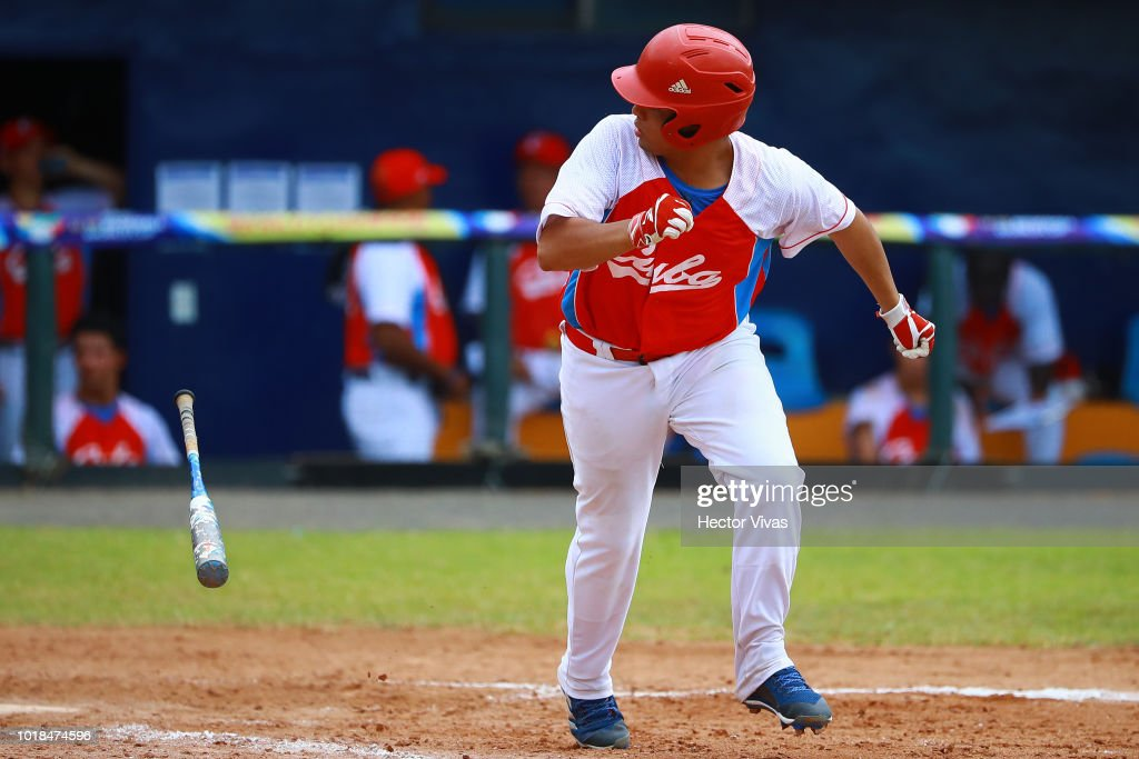 South Africa v Cuba - WBSC U-15 World Cup Group B