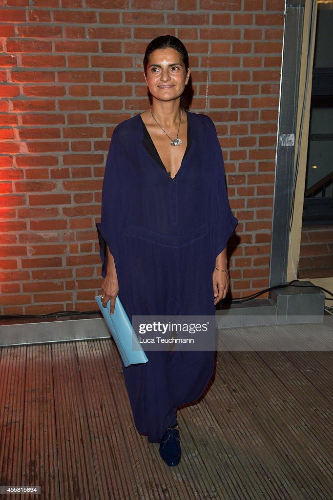 Ursula Karven Celebrates 50th Birthday