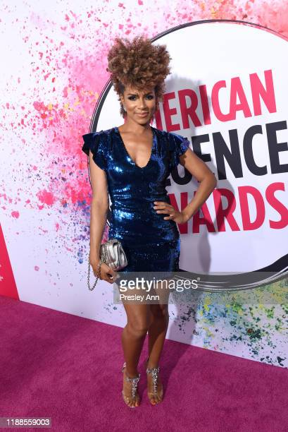 Leysa Carrillo attends the 2nd Annual American Influencer Awards at Dolby Theatre on November 18 2019 in Hollywood California