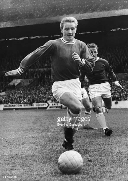 Leyton Orient defender Cyril Lea in action, 10th September 1962.