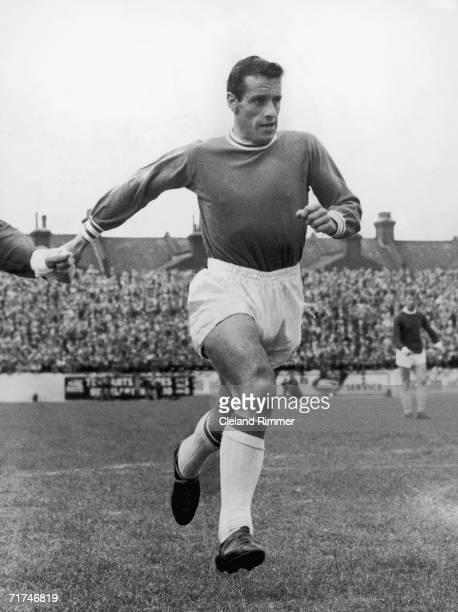 Leyton Orient defender Sid Bishop, 10th September 1962.