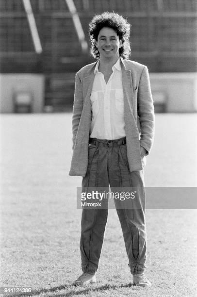 Leyton Orient FC footballer Barry Silkman 25th January 1985