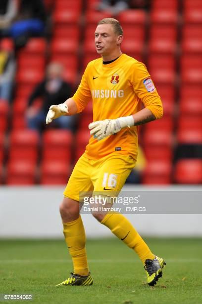 Leyton Orient goalkeeperRyan Allsop
