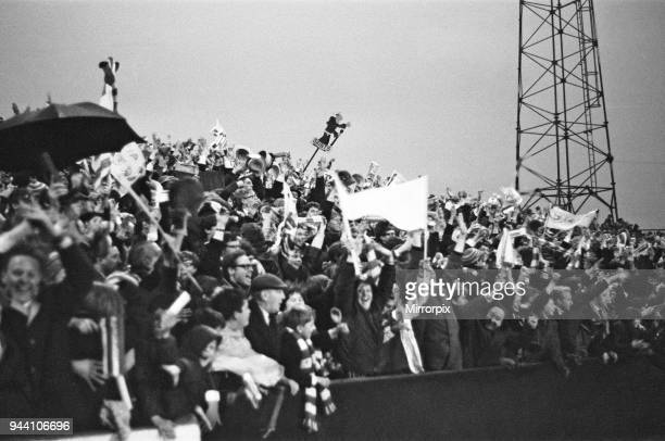 Leyton Orient v Southampton League match at Brisbane Road 9th May 1966 Final score Leyton Orient 11 Southampton