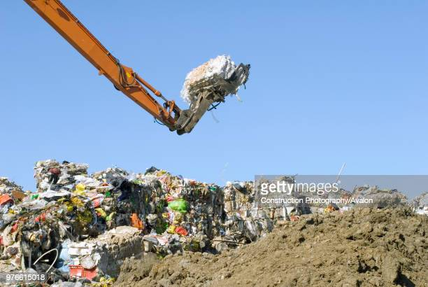 ìlfsnes Landfill serves the greater capital area of Reykjavik It is owned by SORPA a Waste Management company which among other things collects the...