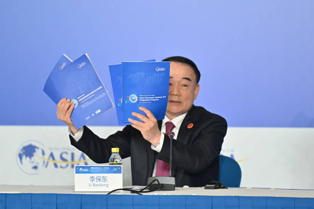 CHN: Boao Forum For Asia Annual Conference 2021
