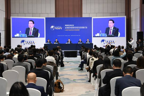 CHN: 1st BFA Global Economic Development And Security Forum In Changsha