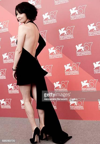 "Li Bingbing attends the photocall of ""Di RenJie Zhi Tongtian di Guo"" presented in competiiton at the 67th Venice Film Festival"