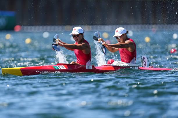 JPN: Canoeing - Tokyo 2020 Olympics - Day 11