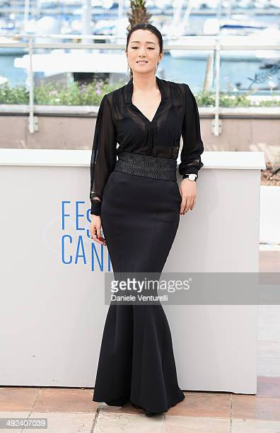 Li Gong attends the Coming Home Photocall during the 67th Annual Cannes Film Festival on May 20 2014 in Cannes France