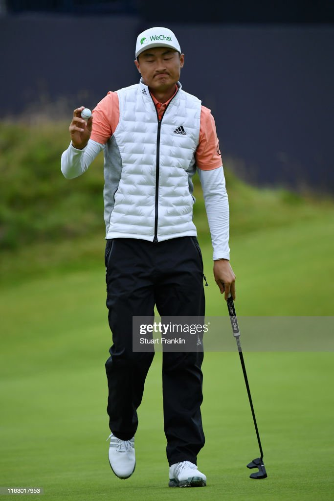 148th Open Championship - Day Two : News Photo