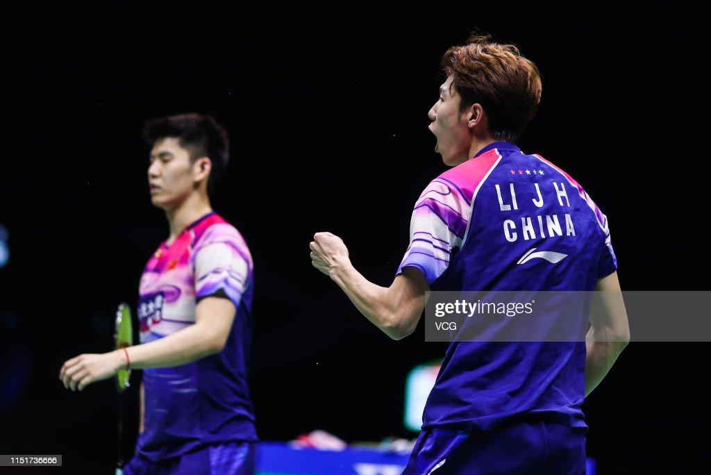 CHN: Total BWF Sudirman Cup 2019 - Day 8