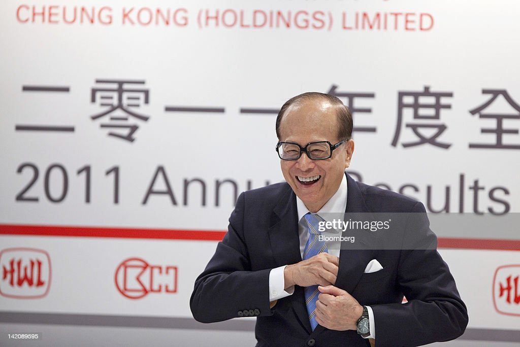 Cheung Kong Holdings and Hutchison Whampoa Ltd. Announce Results