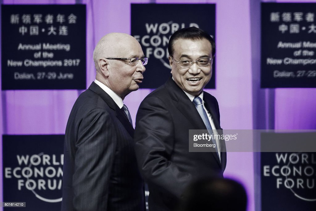 Key Speakers at the WEF Annual Meeting of the New Champions