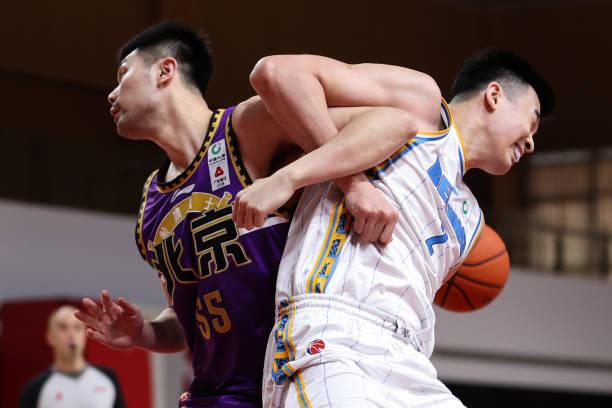 CHN: 2020/2021 CBA League - Beijing Royal Fighters v Beijing Ducks
