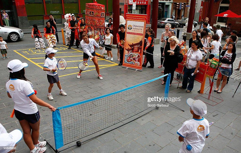 2010 Australian Open Previews : ニュース写真