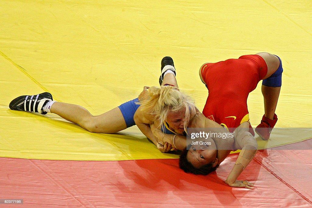 Olympics Day 8 - Wrestling : News Photo