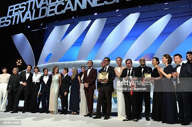 Li Yuchun Abbas Kiarostami Adrien Brody Monica Bellucci Gael Garcia Bernal Carole Bouquet Willem Dafoe Jane Campion Paz Vega Lambert Wilson Quentin...