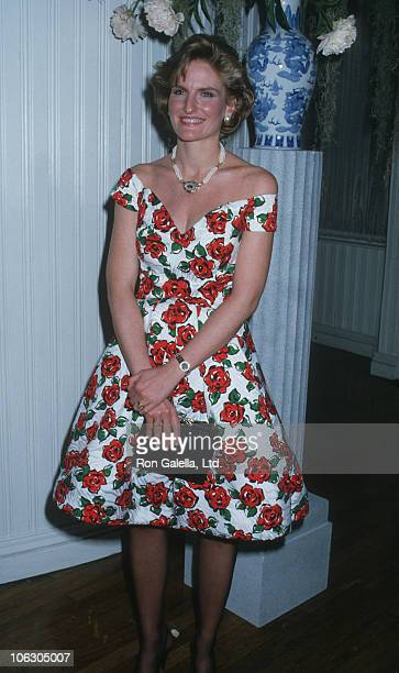 Lia Iacocca during Steel Magnolias New York City Premiere Party at Puck Building in New York City New York United States