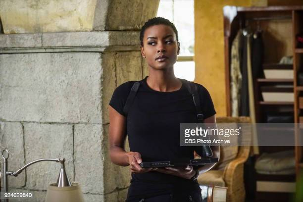 'Liabilities' Pictured Andrea Bordeaux Callen and Sam pull Granger's daughter former spy Jennifer Kim from witness protection to help the team locate...