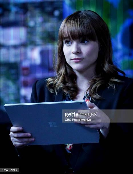 Liabilities Pictured Renée Felice Smith Callen and Sam pull Granger's daughter former spy Jennifer Kim from witness protection to help the team...