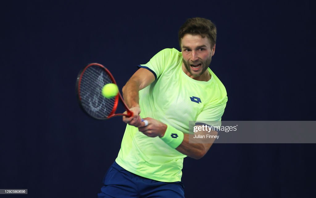 Battle of the Brits Premier League of Tennis - Day 3 : News Photo
