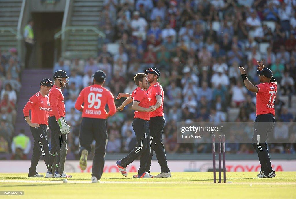 England v Sri Lanka - 1st NatWest T20 International : News Photo