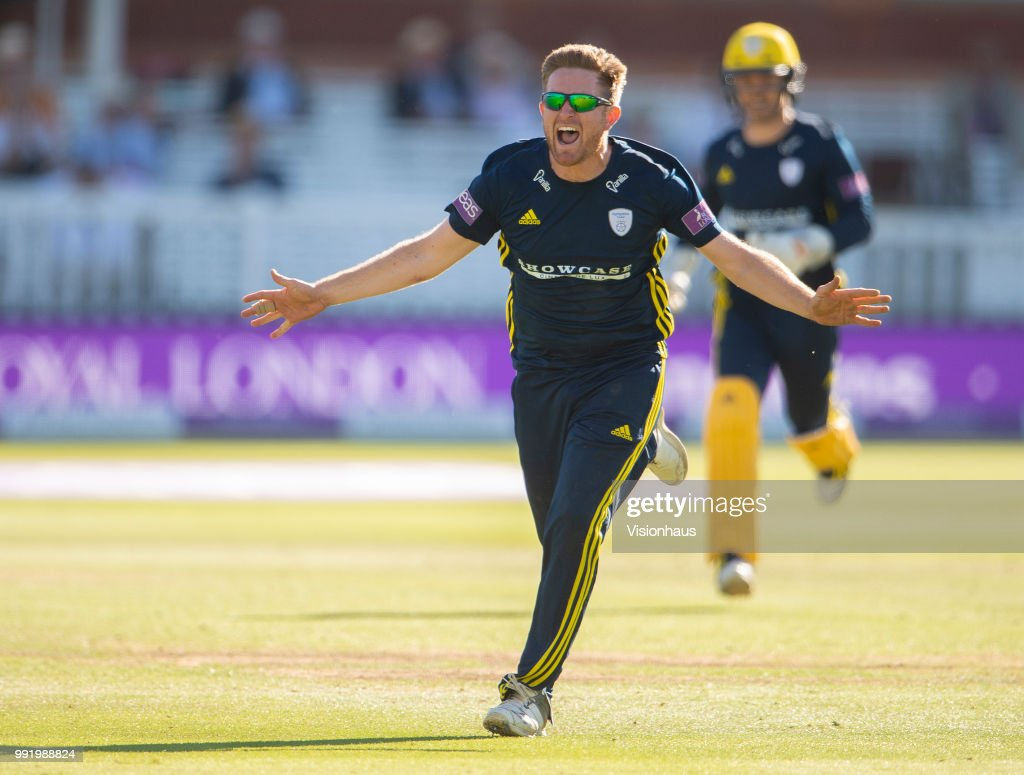 Hampshire v Kent - Royal London One-Day Cup : News Photo