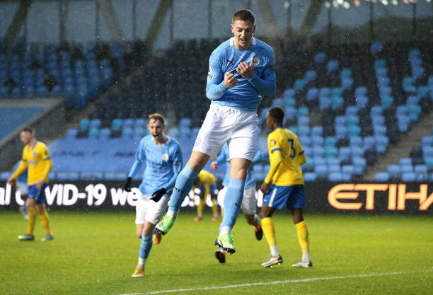 GBR: Manchester City U23 v Brighton and Hove Albion U23 - Premier League 2