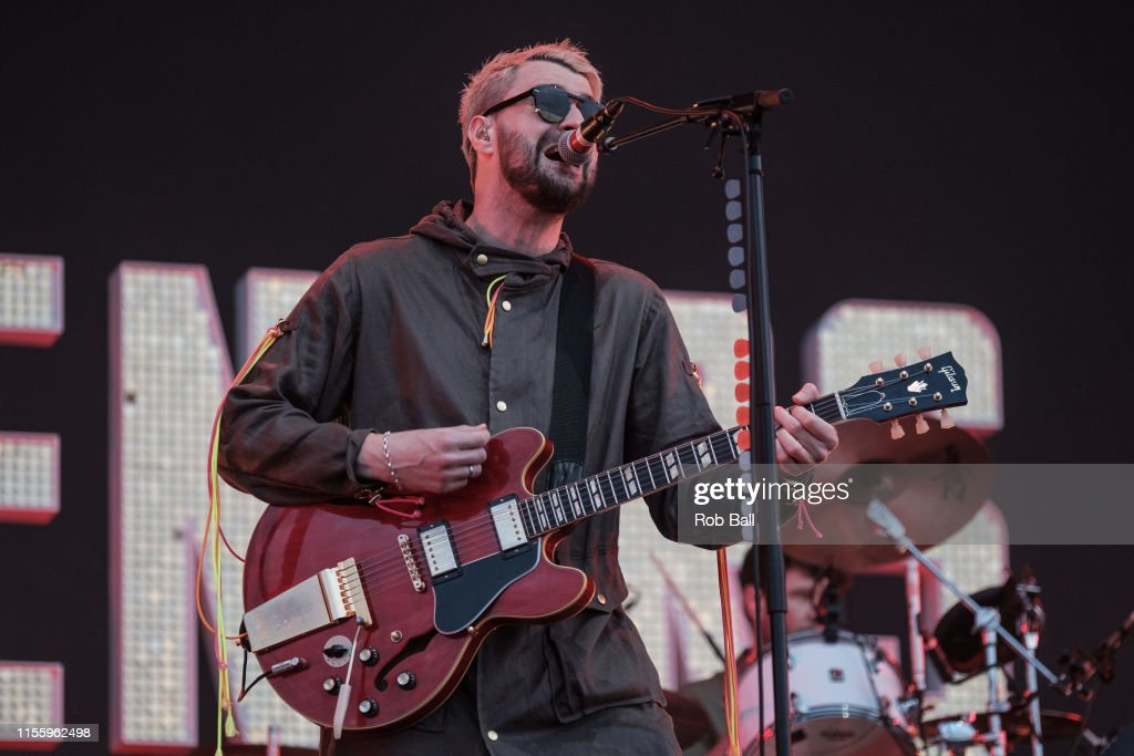 Isle of Wight Festival 2019 : News Photo