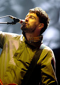 manchester england liam fray courteeners performs