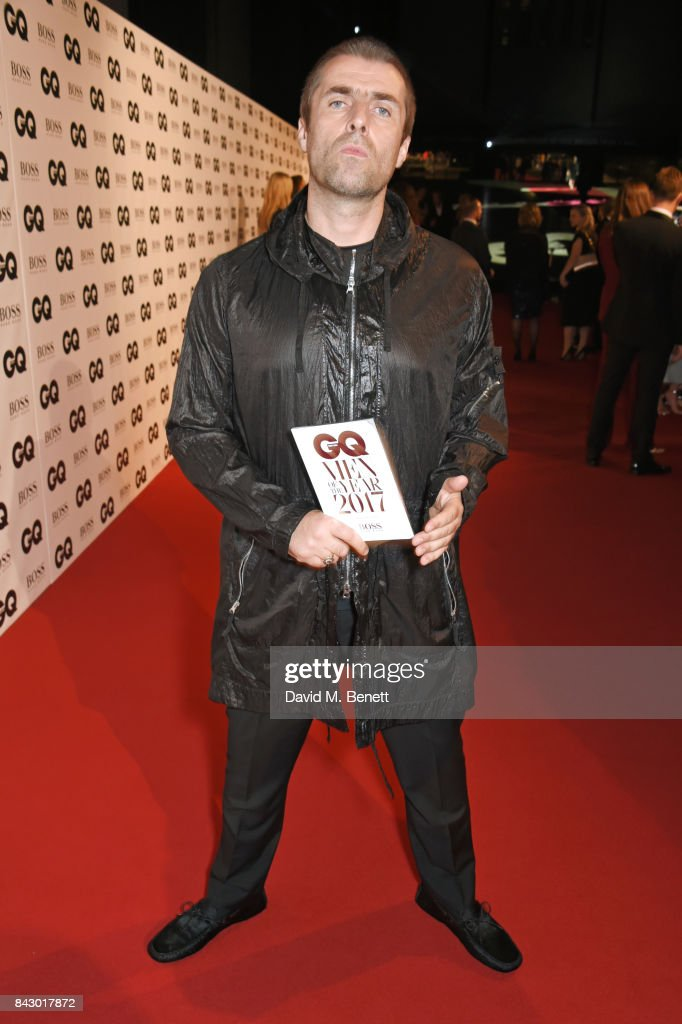 Liam Gallagher attends the GQ Men Of The Year Awards at the Tate Modern on September 5, 2017 in London, England.
