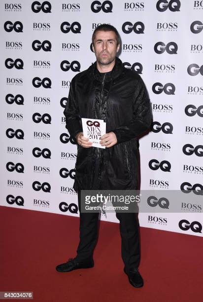 Liam Gallagher attends the GQ Men Of The Year Awards at the Tate Modern on September 5 2017 in London England