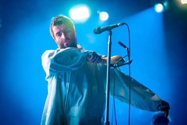 ITA: Liam Gallagher Performs In Milan