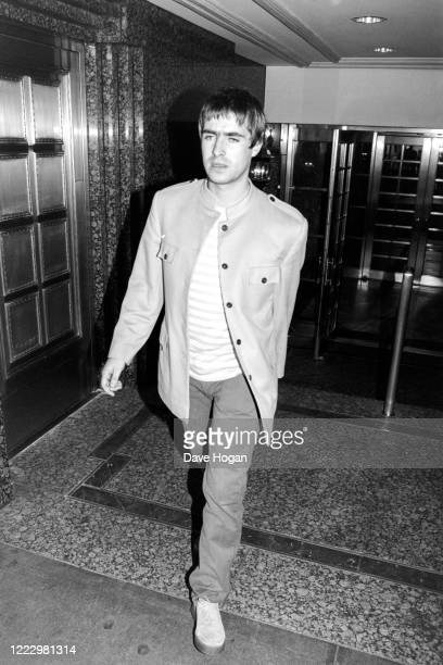Liam Gallagher quits the band Oasis on August 28th 2009